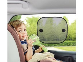 Baby Dan Sluneční clona do auta, 2ks