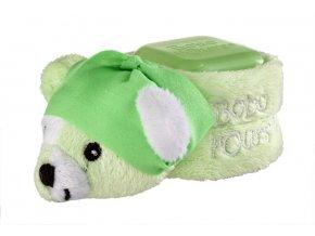 ALPHANOVA SANTE S.A.R.L. Bobo chladící medvídek Green