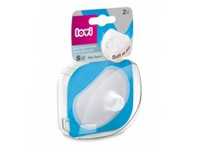 LOVI Chránič prsní bradavky 2ks S - malý Lovi 5/605GB