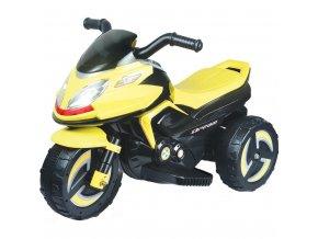 Elektrická motorka BAYO KICK yellow