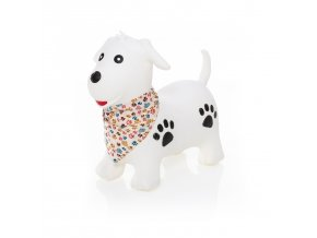 ZOPA Hopsadlo Skippy, Dog/White