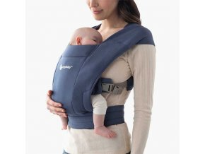 Ergobaby EMBRACE - Soft Navy
