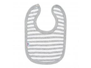 Kojenecký bavlněný bryndák New Baby Zebra exclusive