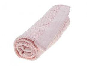 VINTER & BLOOM Deka Soft Grid Organic Blossom Pink