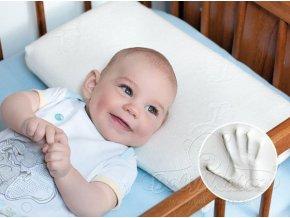 Baby Matex thermoelastický polštář Memo