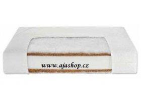 FIKI MIKI matrace kokos-molitan-kokos Lux Comfort Line