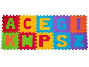 BabyOno Puzzle pěnové písmena 10 ks, 6m+ 278