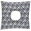 Babyrenka poporodní polštář 45x45 cm kuličky EPS Mozaika grey