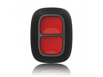 doublebutton black front