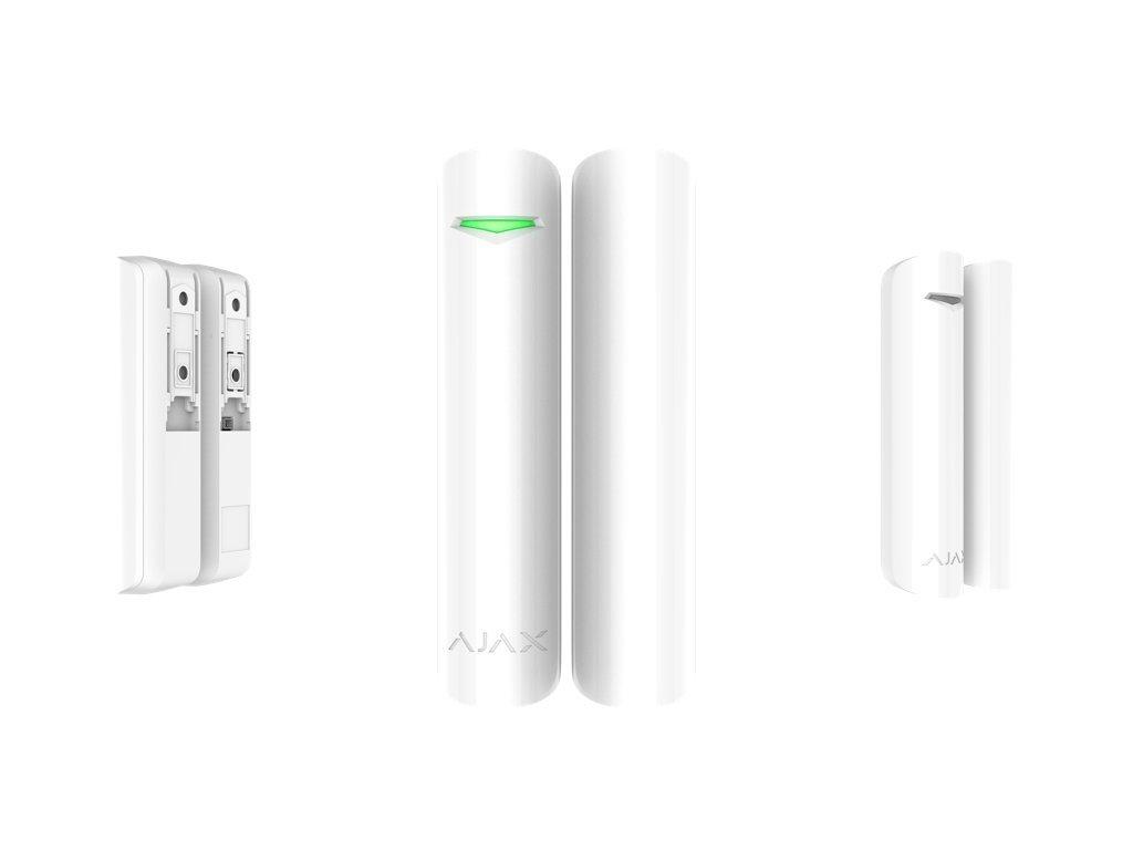 Ajax DoorProtect Plus, bílý