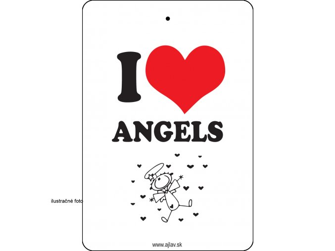 I LOVE ANGELS
