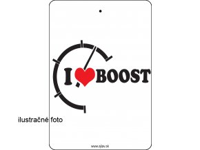 I LOVE BOOST