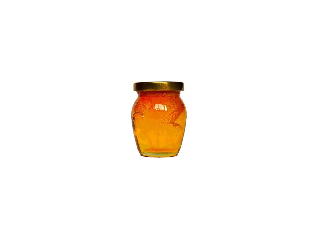 Šafranový med