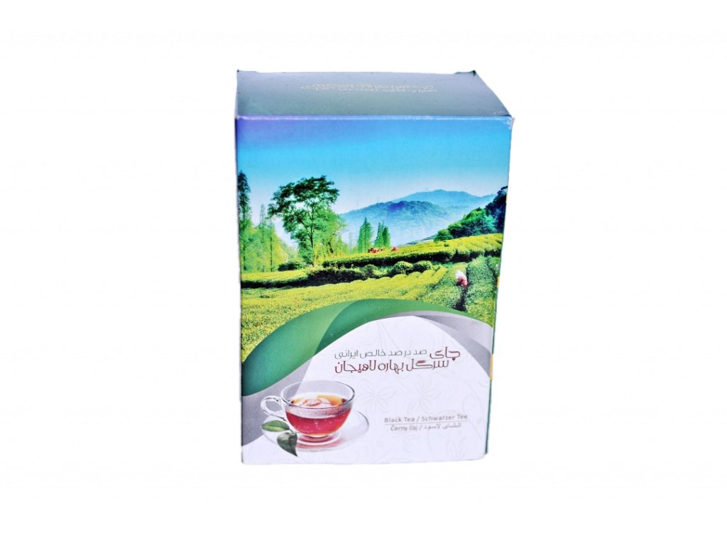 Čierny sypaný čaj 150g