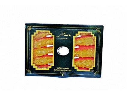 Cukrové candy so šafránom