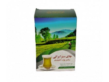 Zelený sypaný čaj 140g