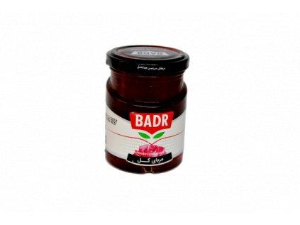 Ružový džem z Iránu. Bez umelých farbív a aróm