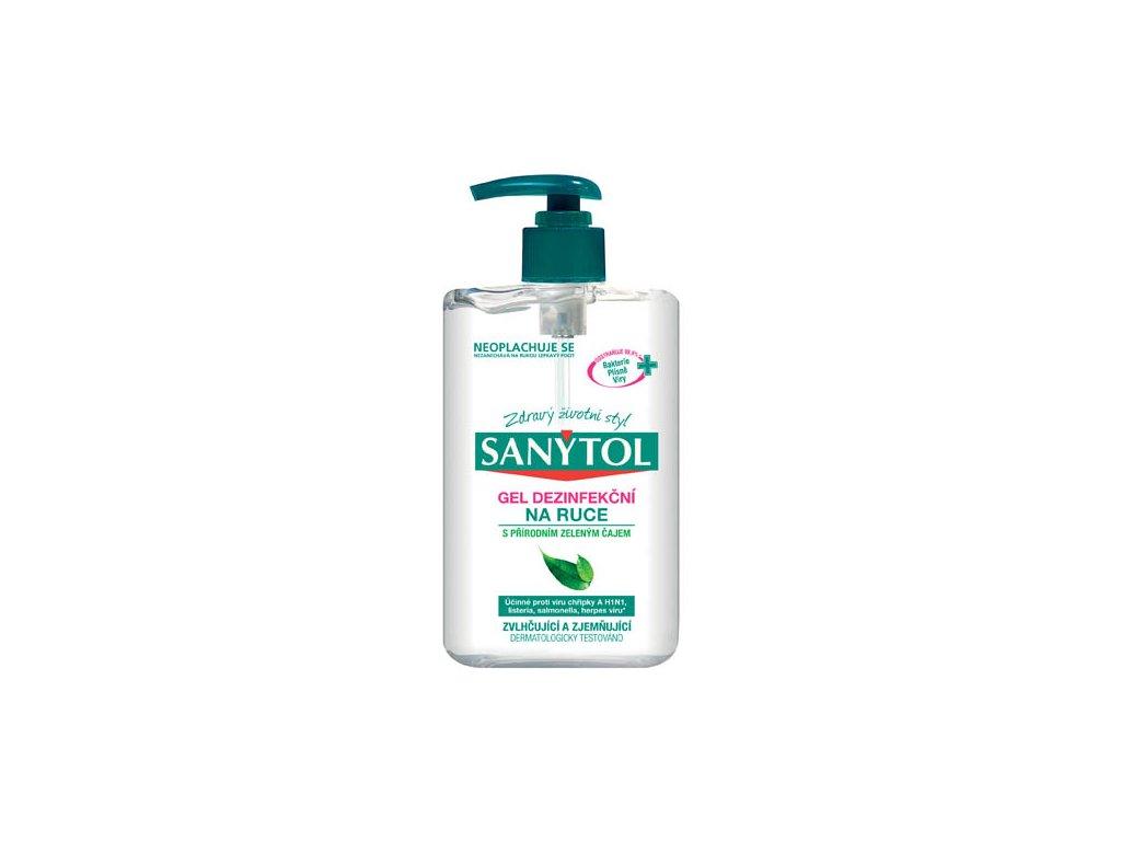 sanytol dezinfekcni gel na ruce 250ml