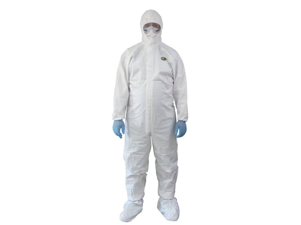 Ochranný oblek - YLD Cover - Velikost XXL - AKABA.CZ