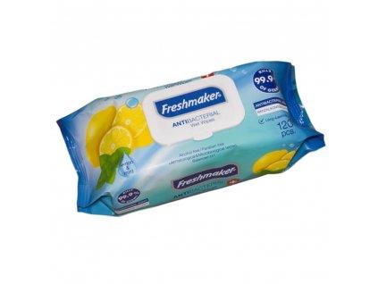 Antibakteriální ubrousky AKABA