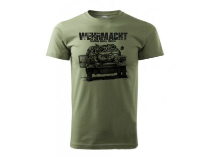 tricko olivove striker wehrmacht armed forces