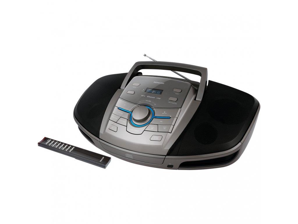 SPT 5280 RADIO S CD MP3 USB BT SENCOR