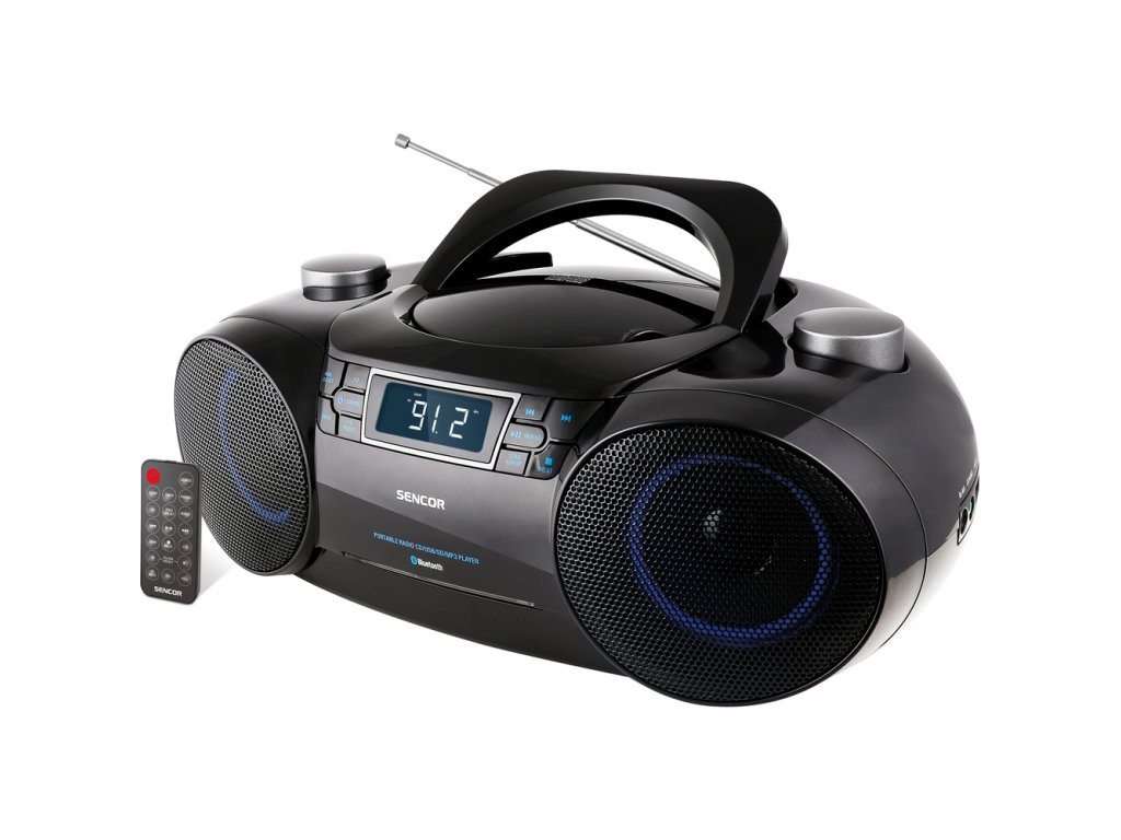SPT 4700 RADIO S CD MP3 USB SD BT SENCOR
