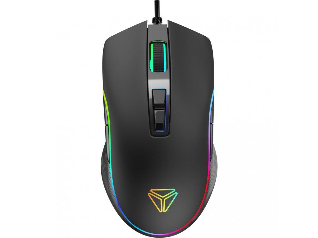 YMS 3027 SHADOW RGB Myš herní USB YENKEE