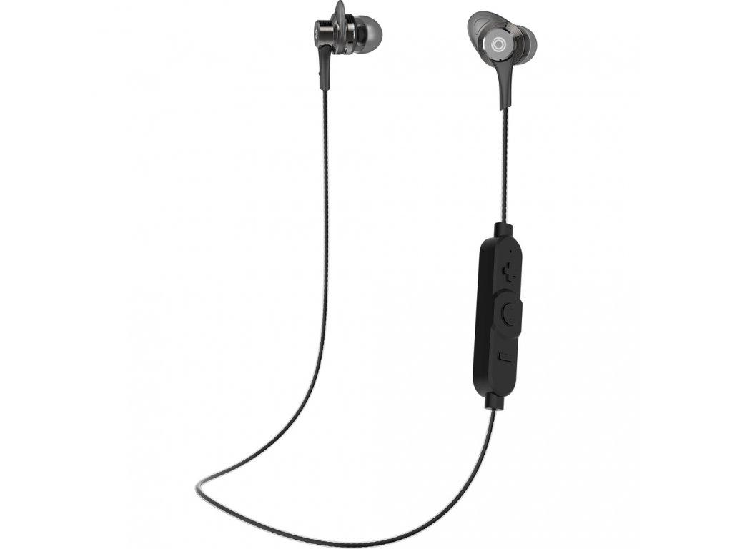 Bluetooth sportovní sluchátka pro aktivní lidi, kteří požadují skvělý zvuk a zajímavý design. Hliníková pouzdra s kvalitními