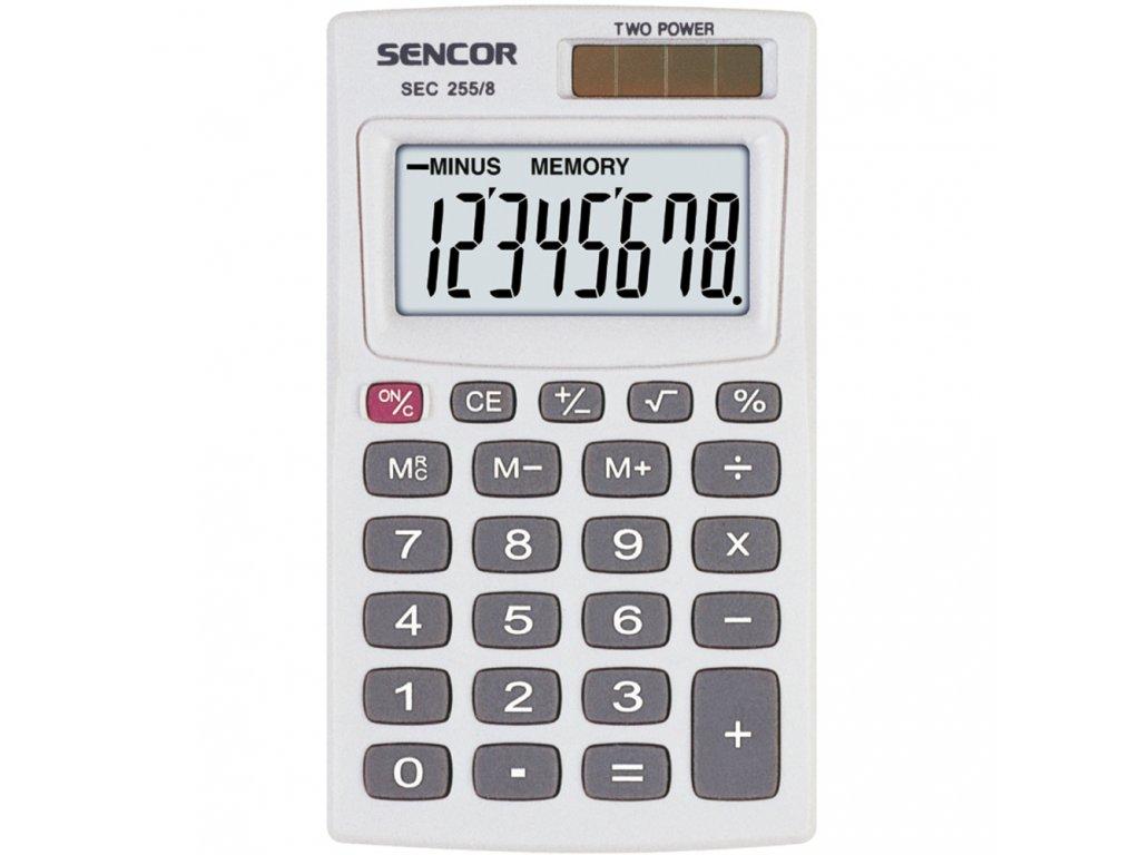 Kapesní kalkulačka
