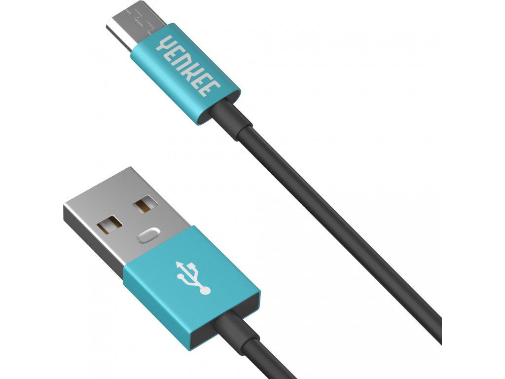 YCU 221 BBE kabel USB / micro 1m  YENKEE