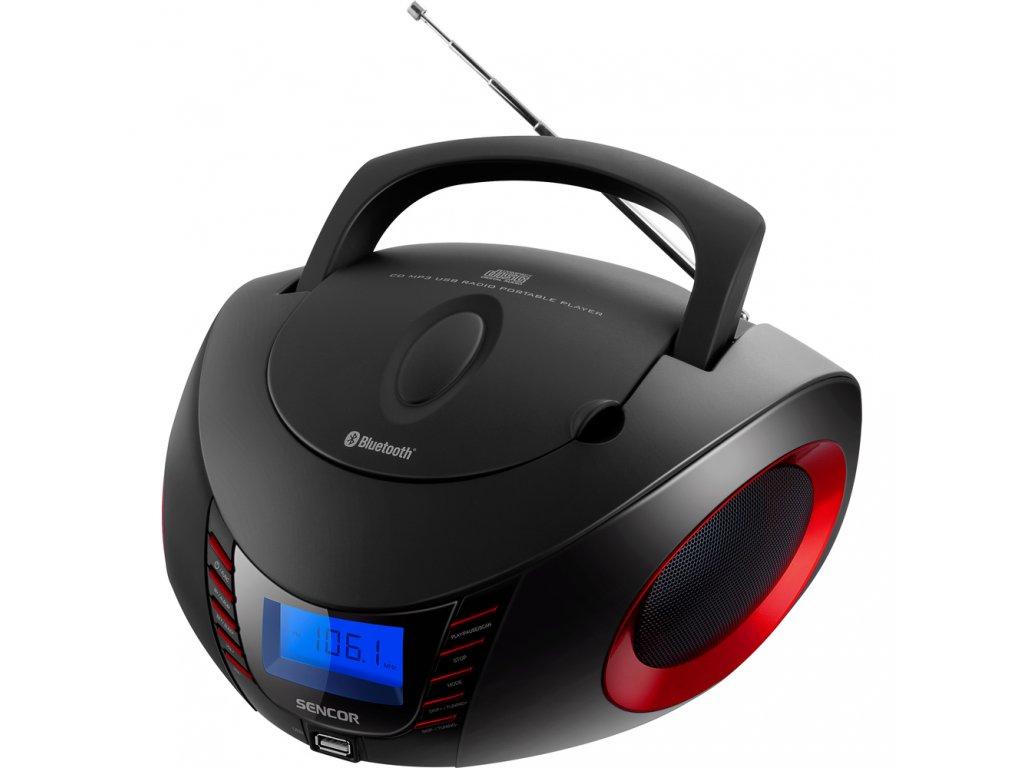 SENCOR SPT 3600 BR RADIO S CD/MP3/USB/BT