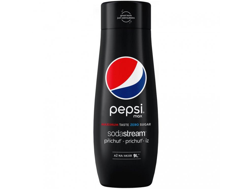 SODASTREAM Příchuť Pepsi MAX 440 ml