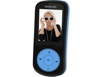 SFP 5870 BBU 8GB MP3 MP4 PLAYER SENCOR