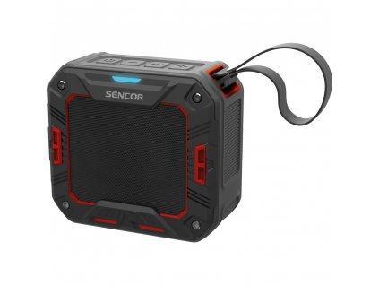 SSS 1050 RED BT SPEAKER SENCOR