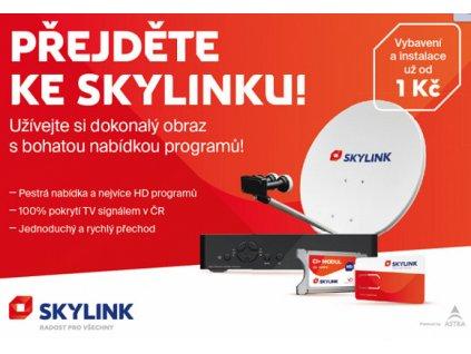 Skylink za 1kč