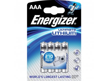 FR03 4BP AAA Ultimate Li ENERGIZER