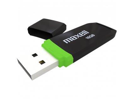 USB FD 16GB 2.0 Speedboat black MAXELL