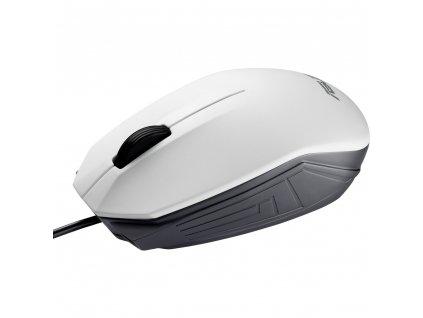 ASUS UT280 optická myš bílá 90XB01EN