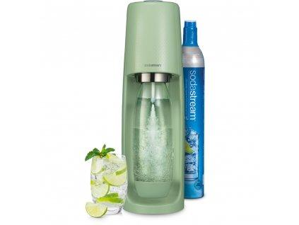 Spirit Mint GR výrobník perl vody SODA