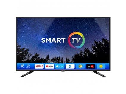 SLE 55US600TCS UHD SMART TV SENCOR