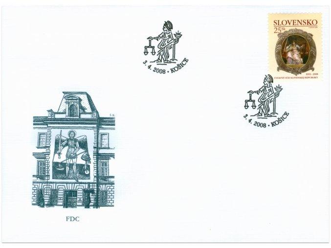 SR 2008 / 417 / Ústavný súd Slovenskej republiky / FDC
