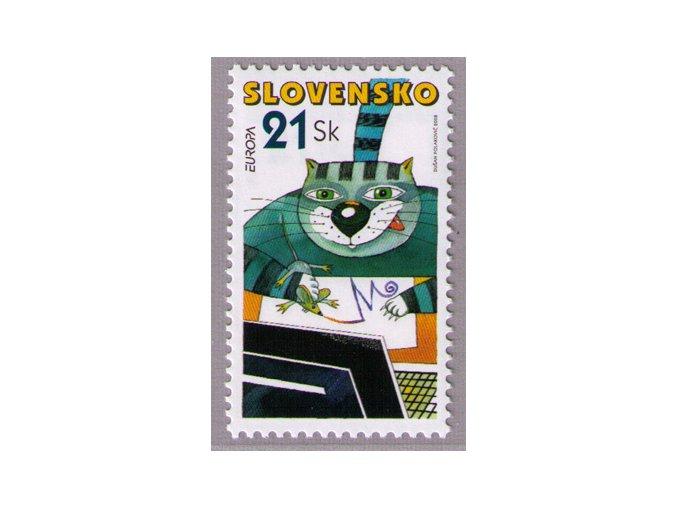 SR 2008 / 422 / EUROPA - Písanie listov