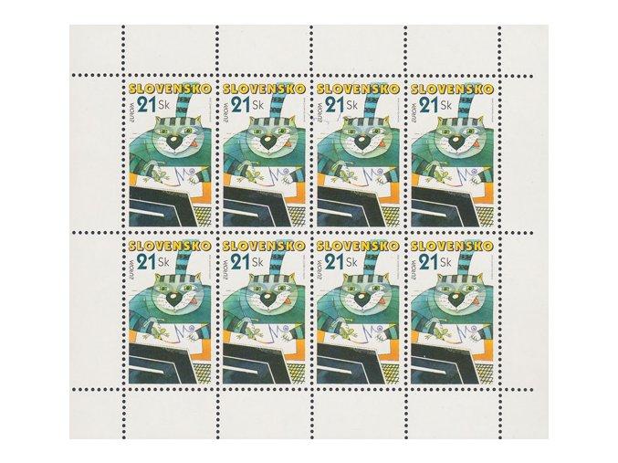 SR 2008 / 422 / EUROPA - Písanie listov / PL