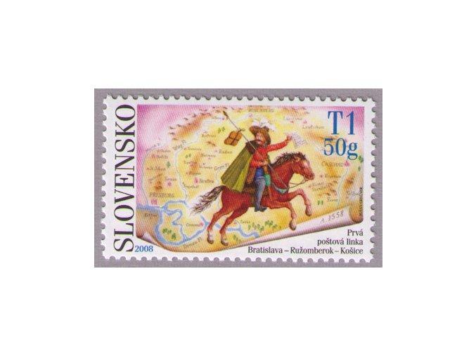 SR 2008 / 436 / Deň poštovej známky
