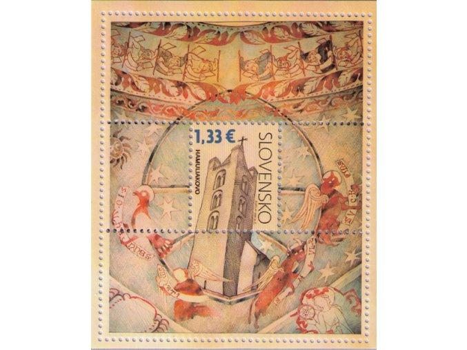 SR 2009 / 448 H / Kultúrne dedičstvo Slovenska