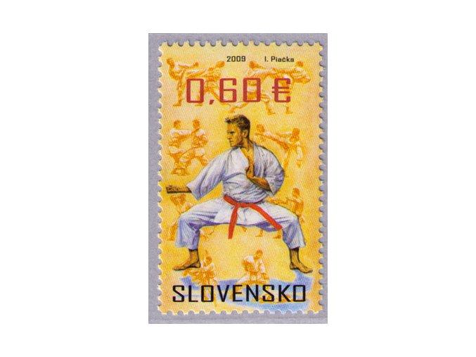SR 2009 / 451 / Šport - bojové umenia
