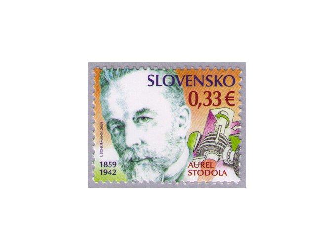 SR 2009 / 452 / Osobnosti - Aurel Stodola