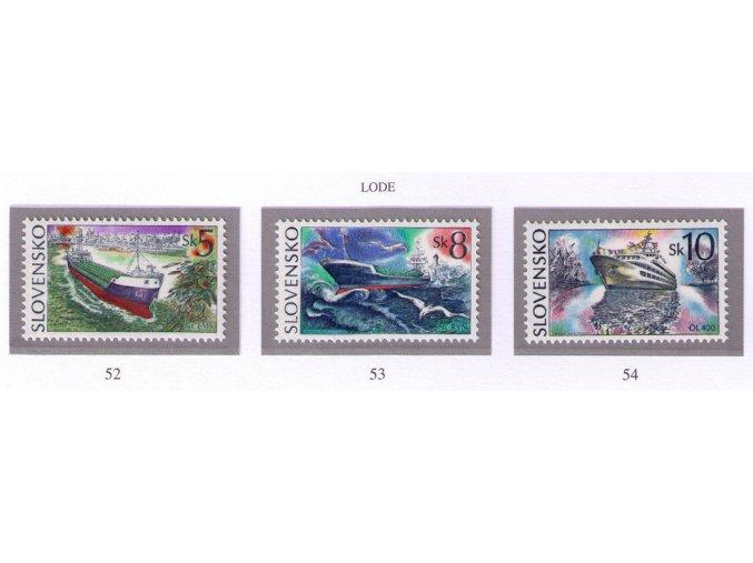 SR 1994 / 052-054 / Lode