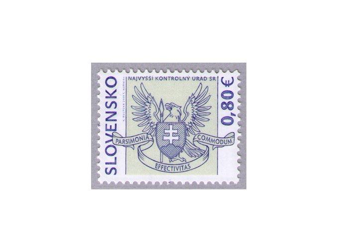 SR 2009 / 454 / Najvyšší kontrolný úrad SR